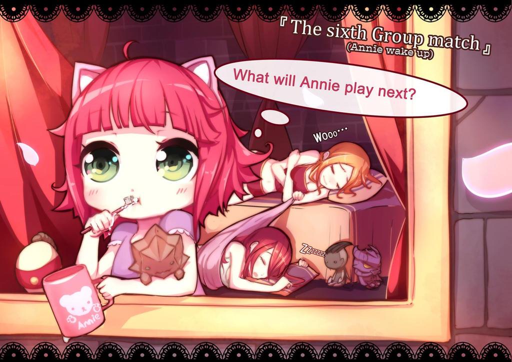 [LOL] Annie's family 18 by beanbean1988