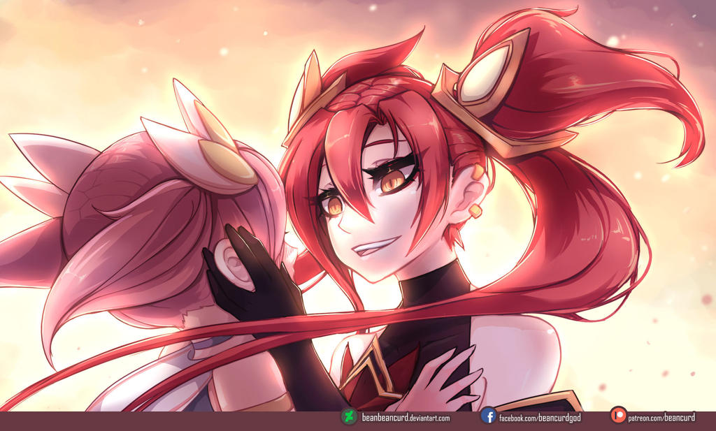[LOL Star Girls] I don't need your protection by beanbeancurd