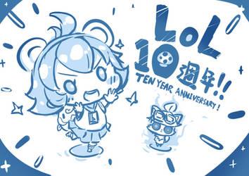 [LOL] 10 Year Anniversary!