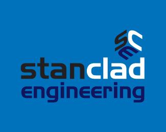 Stanclad Logo by VectorVillainStv