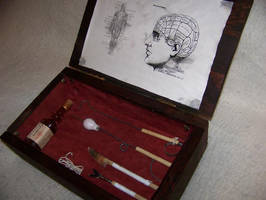 Steampunk Surgeon's Kit by H-P-Lolcraft