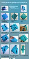 Origami Squid Tutorial