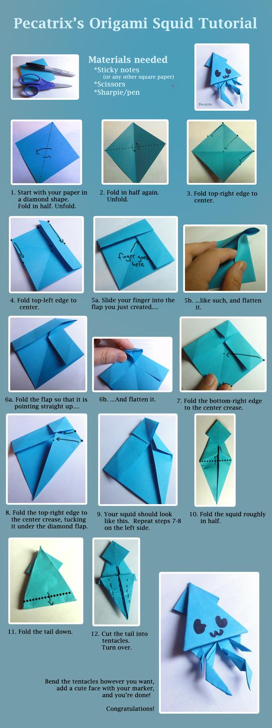Origami squid tutorial by pecatrix on deviantart origami squid tutorial by pecatrix mightylinksfo