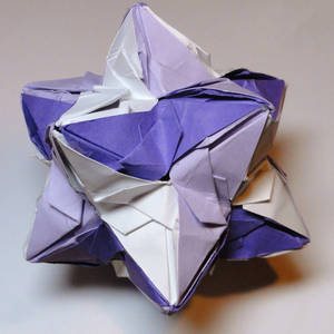 How to make Origami Squid - YouTube | 300x300