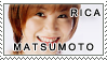 Rica Matsumoto stamp by Els-e