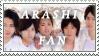 Arashi stamp by Els-e