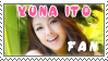 Yuna Ito stamp by Els-e