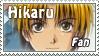 Hikaru - Stamp by Els-e