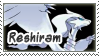 Reshiram Stamp by Els-e