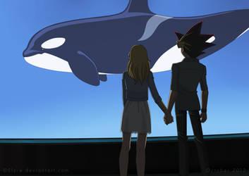 .Domino Aquarium. by Els-e