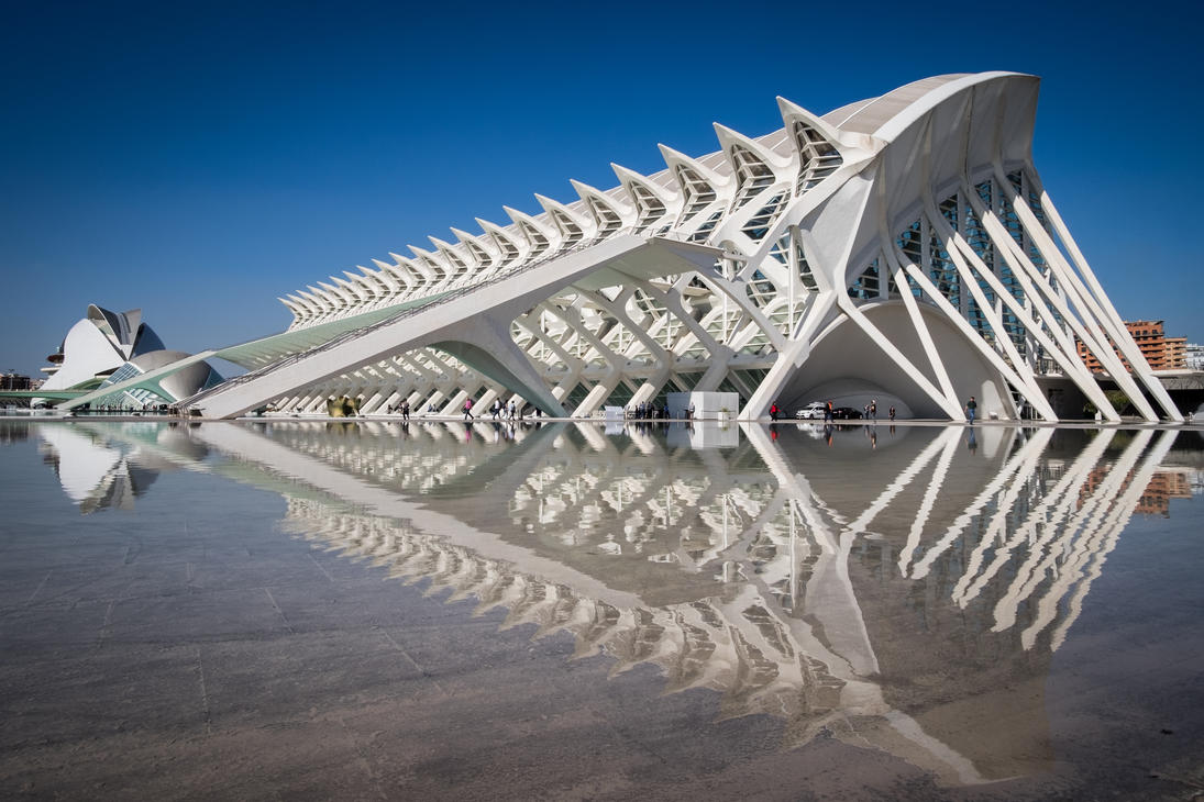 Valencia by TheBlackRaven666