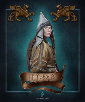 Queen Tomyris