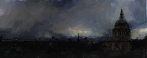 Skyline by Les-Allsopp
