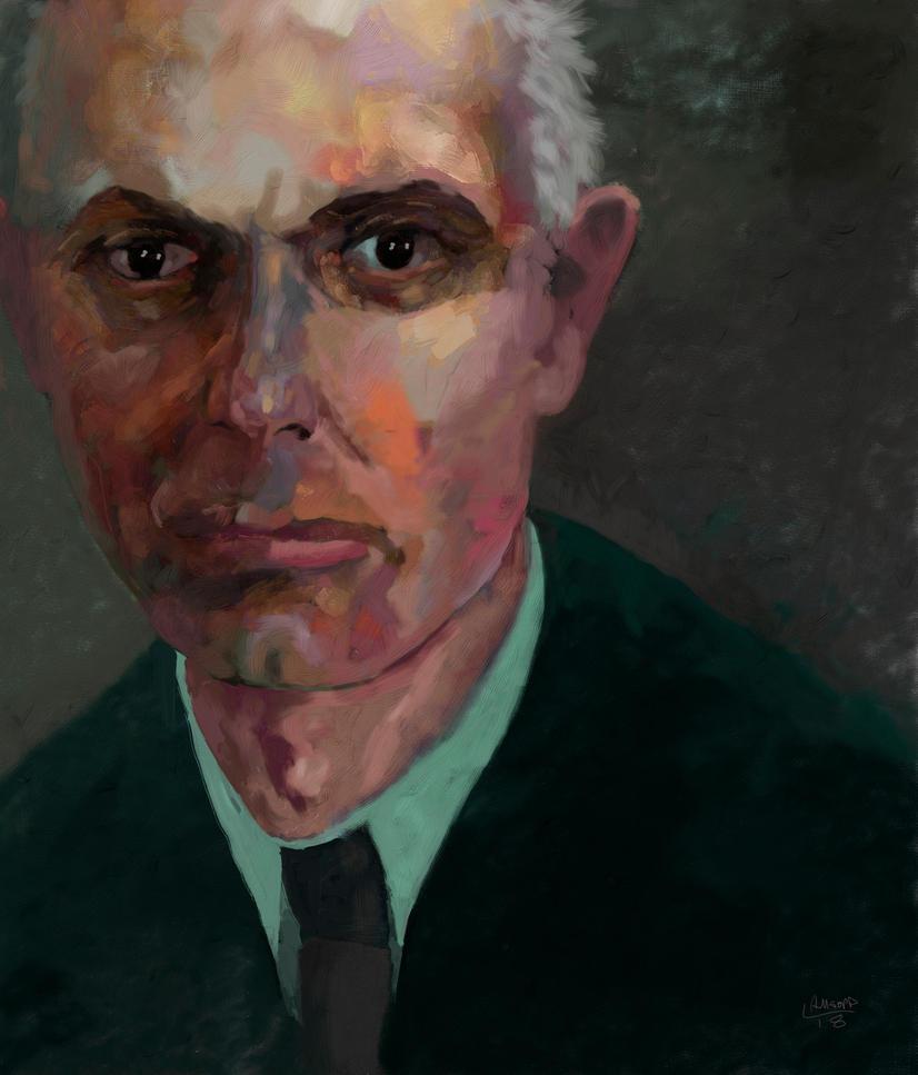 Bela Bartok by Les-Allsopp