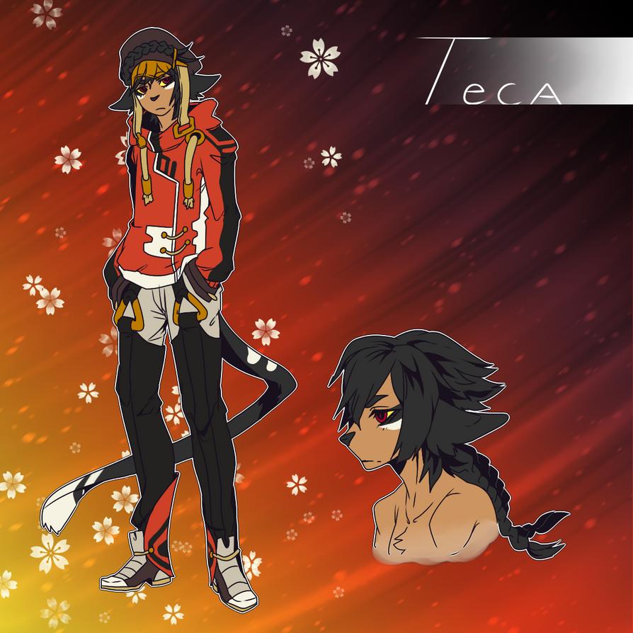 Teca :Ref by Nishipu