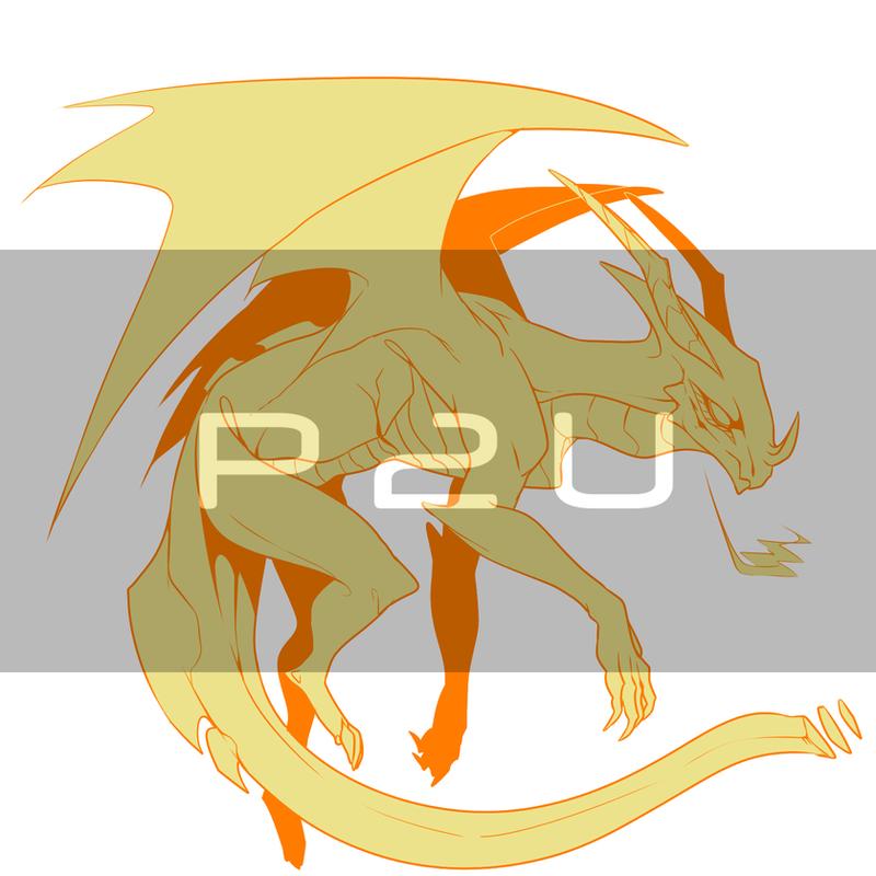 [P2U] Dragon base by Nishipu