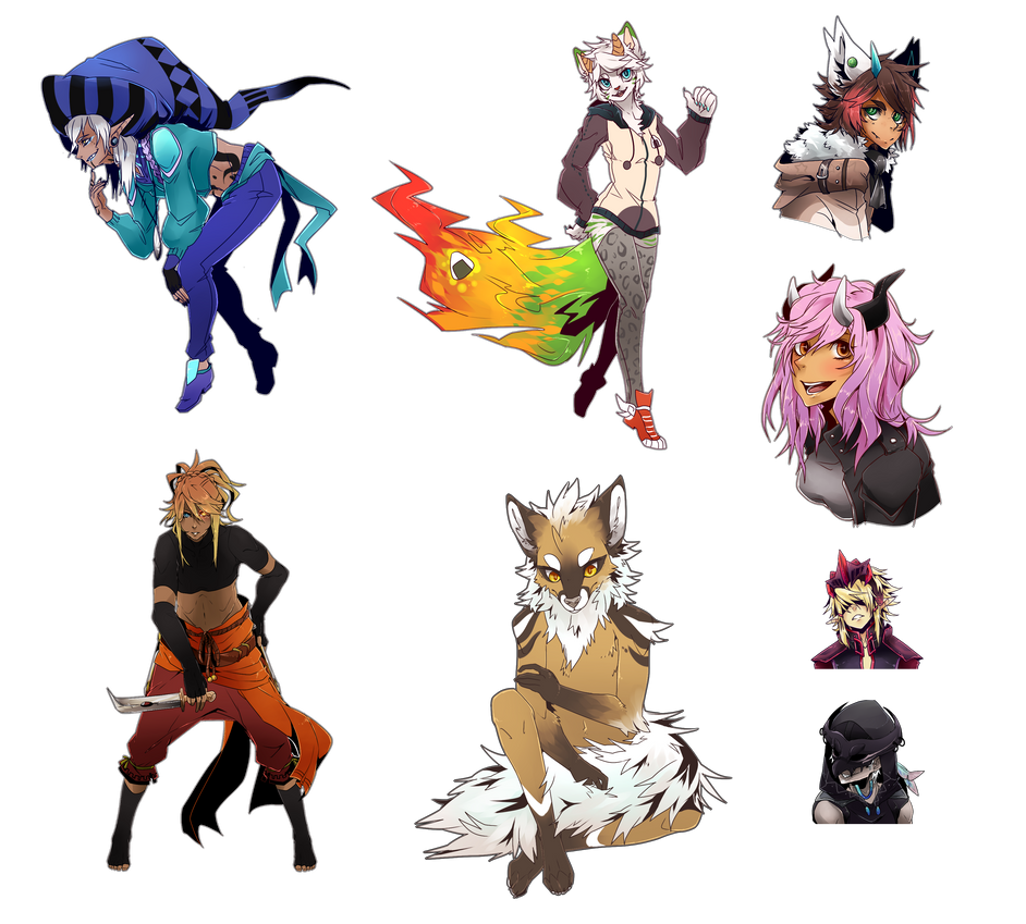 Comms-Adopt Extras ect by Nishipu