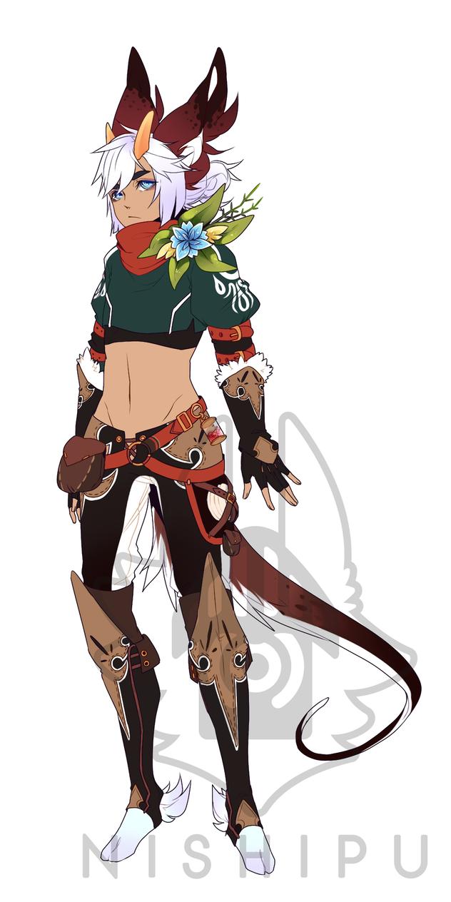 Custom #1 by Nishipu
