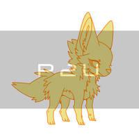 [P2U] Chibi dog base by Nishipu