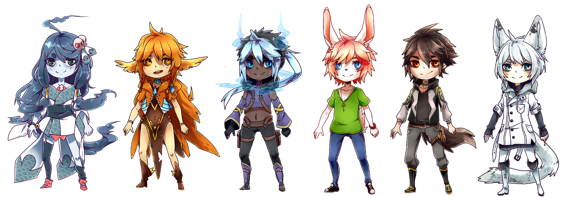 Chibi Batch by Nishipu