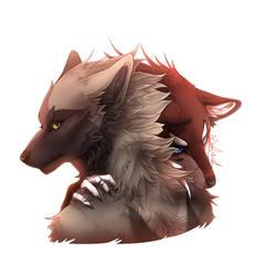K-WolfArt by Nishipu