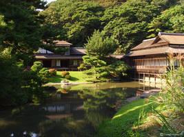 Japanese Residence by dandimann46
