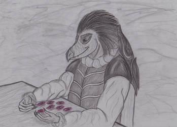 SkekKel and Shards of Friendship by Naturgeist93