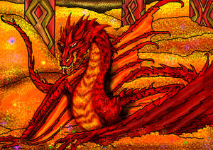 Smaug Collab with Chernabog