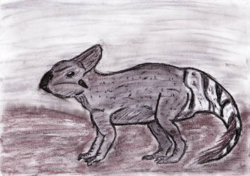 Protoceratops for Azure by Naturgeist93