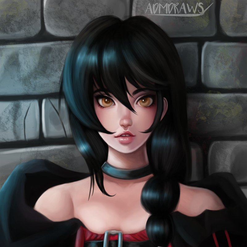 Velvet Crowe by admdraws