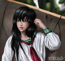 Kagome by admdraws