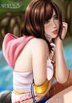Yuna by admdraws