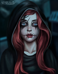 Gothic by admdraws