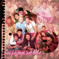 one direction blend animado by RenaB14