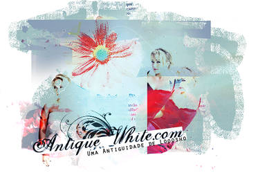 Antique White 02 by DecayeDuck