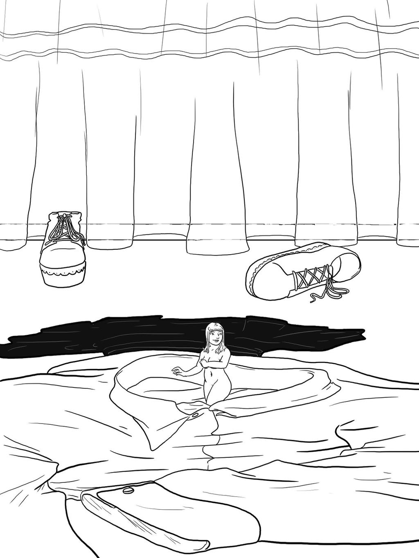 JLA - Inks by Brianskipper on DeviantArt in 2020   Cartoon