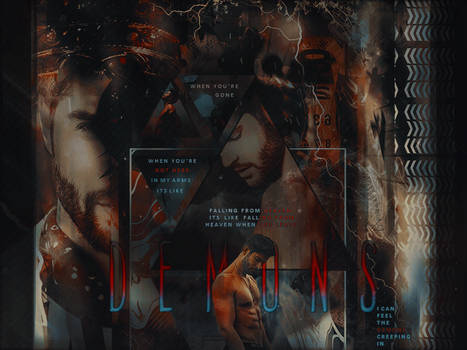 D E M O N S [ NICK BATEMAN ] COLLAB WITH MEGGIE