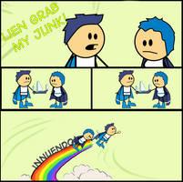 Lien Grab My Junk