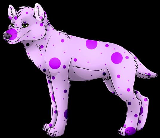 Hyena adopt OPEN by Darumemay