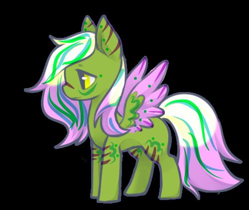 Random pony adopt CLOSED by Darumemay