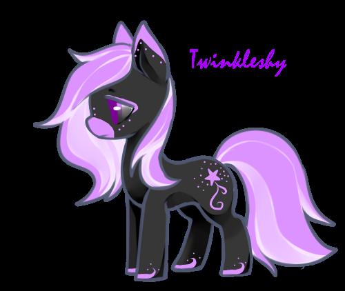 Twinkleshy the Starlit by Darumemay