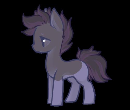 OTA pony open by Darumemay