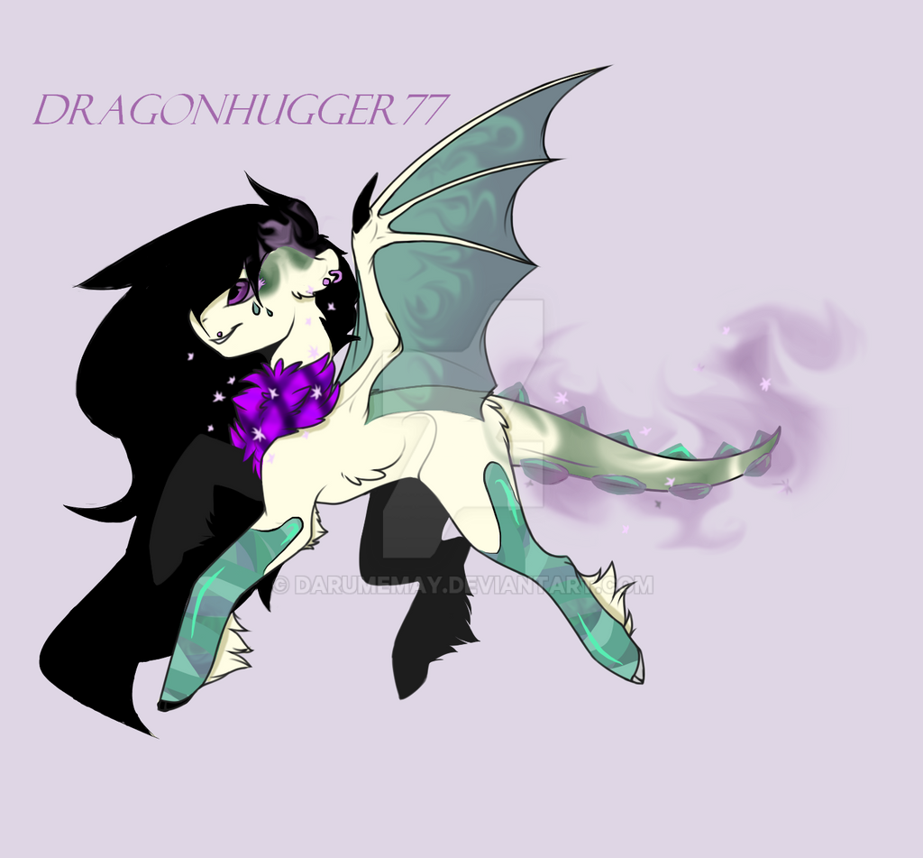 Dragonhugger77s new look by Darumemay