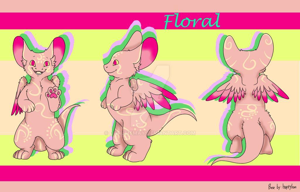 Floral the DAD Adopt closed by Darumemay