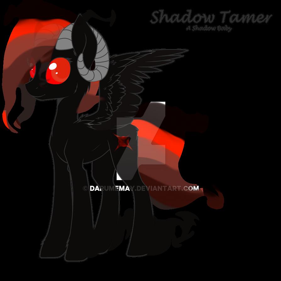 Shadow Tamer by Darumemay