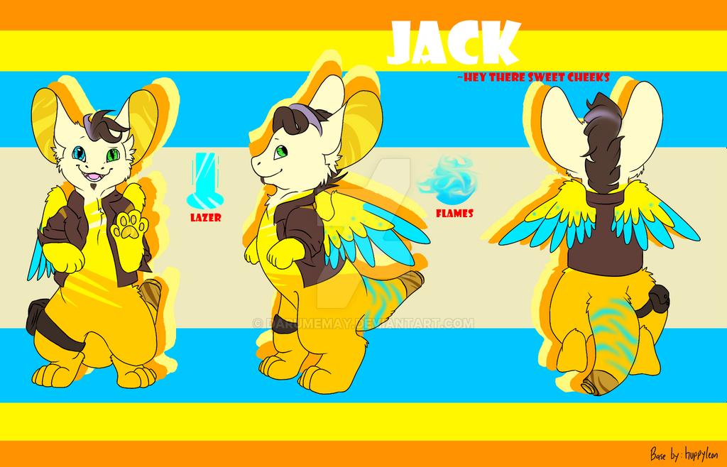 Jack the DAD  by Darumemay