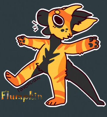 Flumpkin The Clumsy DAD by Darumemay