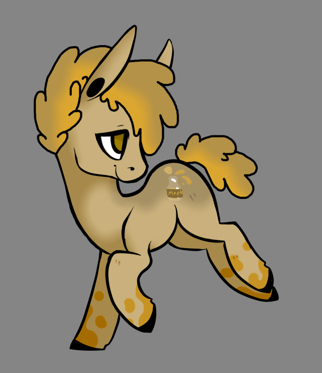 Maple Redesigned  by Darumemay