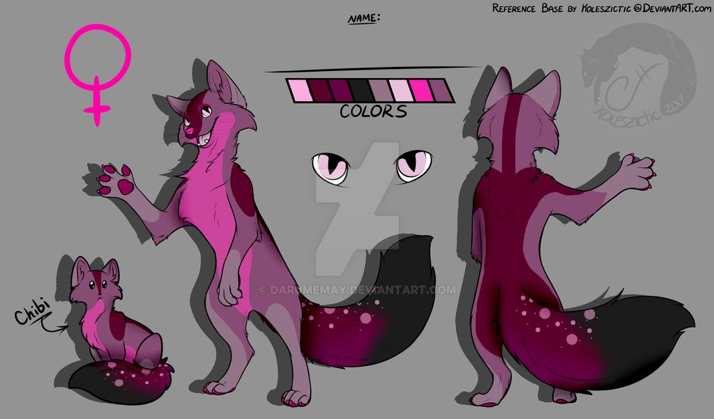 Fox adopt by Darumemay