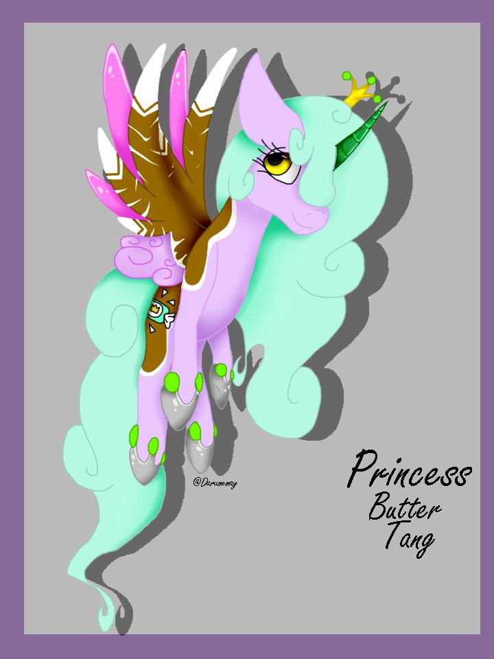 Princess Butter Tang by Darumemay